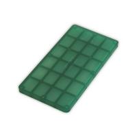 Verglasungsklotz 5 mm | 100 x 50 mm | Kunststoff 5,0 mm