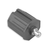 Walzenkapsel SW 60 | Ø 60 mm | mit 12 mm Stift | Länge 40 mm