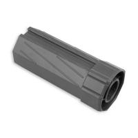 Walzenkapsel SW 60 | 145mm Länge | mit Aufnahme für Kugellager Ø 28 mm