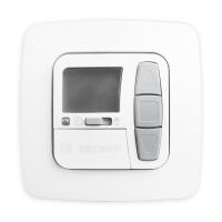 Zeitschaltuhr Centronic TimeControl TC52 | Unterputz | weiß