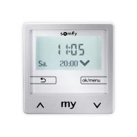 Zeitschaltuhr Chronis Smoove Uno S mit Helligkeitsautomatik | Pure