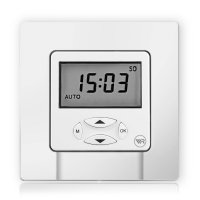 Zeitschaltuhr Troll Comfort 50 C50 2645-UW | weiß