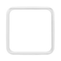 Zwischenrahmen mit DIN-Maß 50 x 50 mm | für Busch-Jäger Duro 2000, Reflex SI | ultraweiß